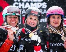 Українка Аннамарі Данча виграла срібло на чемпіонаті світу зі сноубордингу
