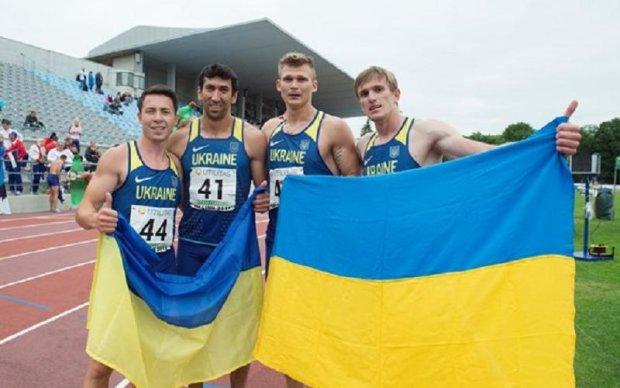 Україна виграла командний чемпіонат Європи з легкої атлетики