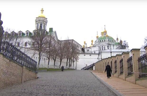 Киево-Печерская Лавра, скриншот из видео