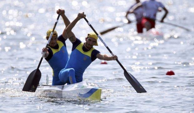 Украинские каноисты завоевали олимпийскую бронзу