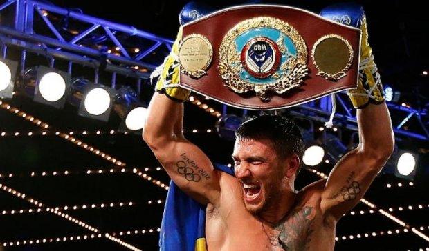 Ломаченко назвав найкращих боксерів нашого часу