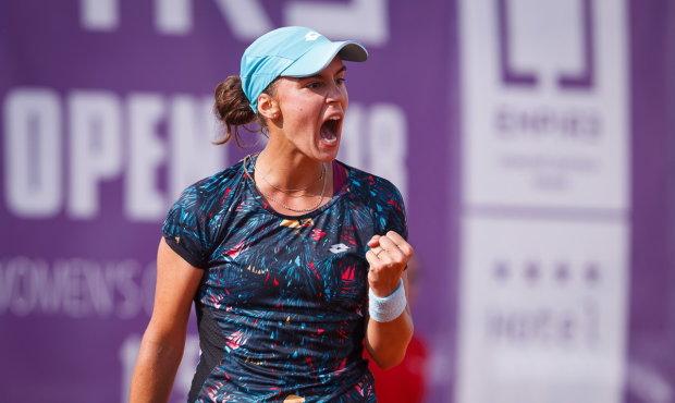 Українська тенісистка Завацька прорвалась у фінал ліги Франції: блискавична перемога