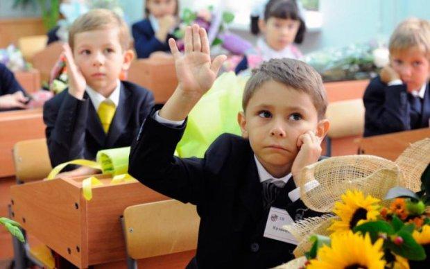 В первый класс по-новому: что изменится для маленьких украинцев