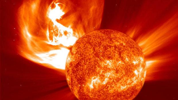 NASA зафіксували новий феномен: Сонце відправило потужну ударну хвилю до всіх планет