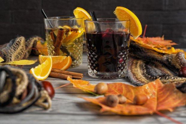 Новорічний глінтвейн з цитрусовим ароматом і спеціями: простий рецепт
