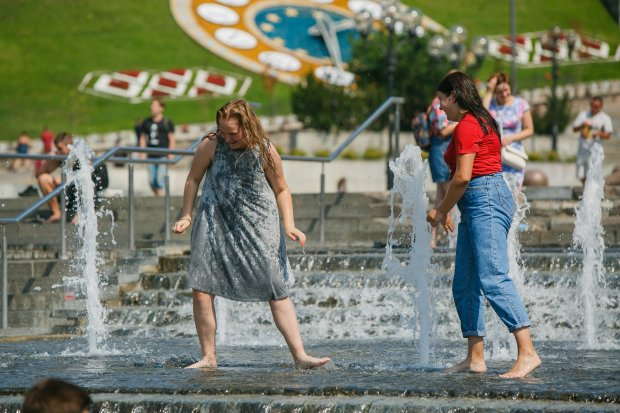 Справжні тропіки: Київ став абсолютним рекордсменом по аномальній спеці