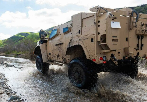 Joint Light Tactical Vehicle