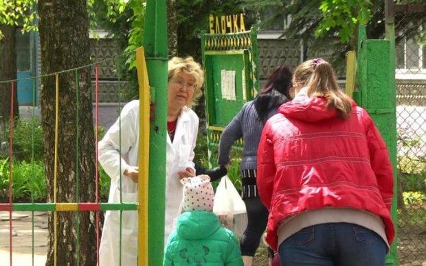 Смертельный вирус из Турции просочился в украинские детсады
