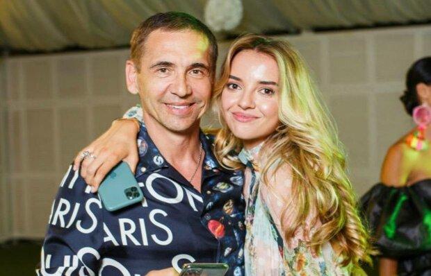 Марія Скоробагач з батьком, фото: Instagram