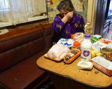 питание украинцев