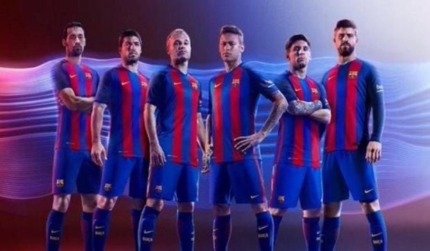 """З'явилися фотографії форми """"Барселони"""" на наступний сезон"""