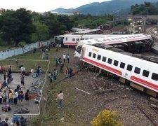 катастрофа в Тайвані