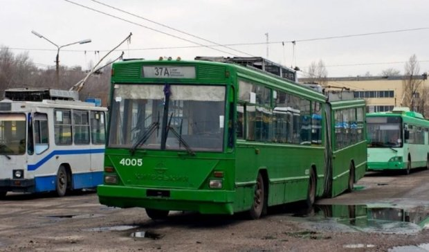 Кияни незадоволені комунальним транспортом (інфографіка)