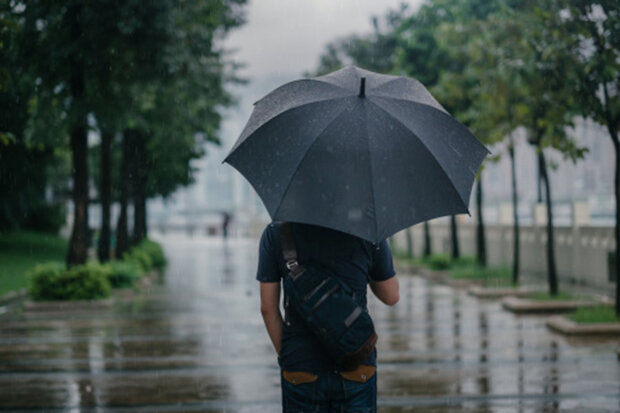 Дождь, град, фото gettyimages