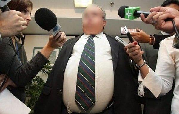 Чим товщий чиновник... (Фото з відкритих джерел)