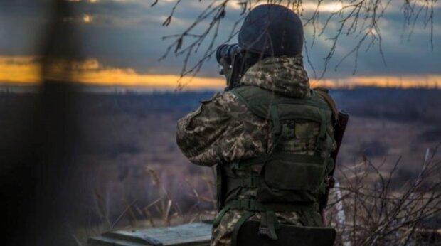 """Бойовики голосно """"зустріли"""" Зеленського в Золотому: десятки пострілів і нещадний вогонь по ЗСУ"""
