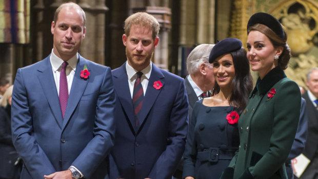 Кенсингтонский дворец подвел итоги особого года: поездки, свадьбы, беременность