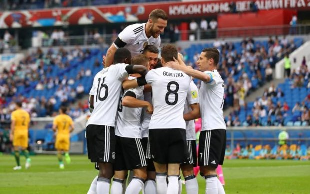 Німеччина здолала Чилі і виграла Кубок Конфедерацій