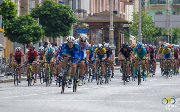 Велогонка Race Horizon Park: Відео прес-конференції