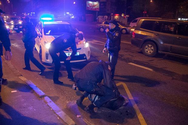 В Киеве схватили мерзавца с ножом: оббирал тяжелобольных, ни капли совести