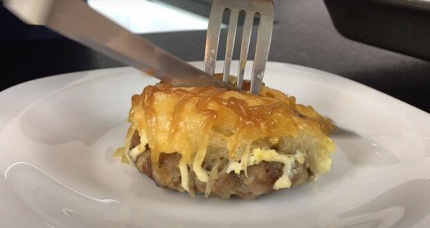 Фарш, картошка и ничего больше: рецепт сочных котлеток стожек