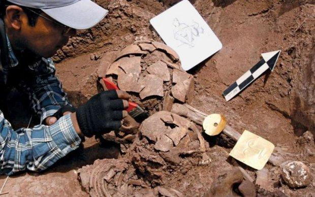 Новая находка археологов, раскрыла кровавую тайну предков