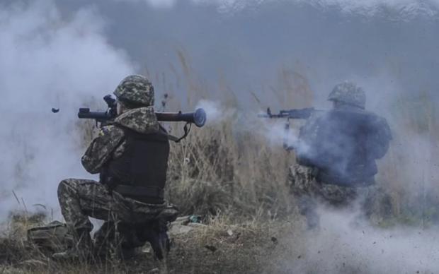 Бойовики влаштували бійцям АТО пекельну суботу