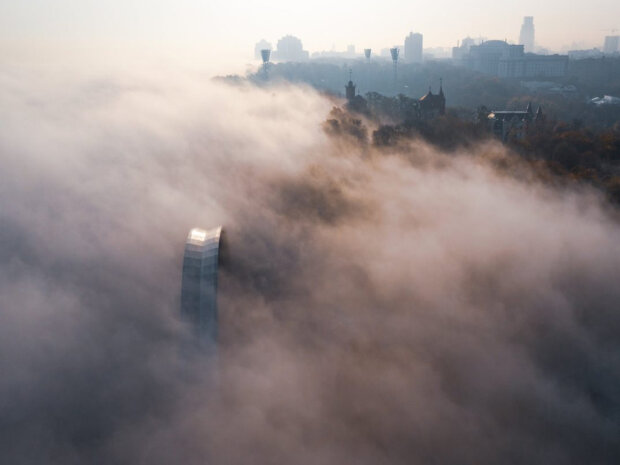 Київ оповив небезпечний смог: в яких районах повітря брудніше, ніж в Пекіні