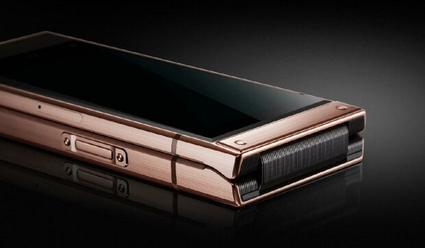Samsung W20, Sammobile