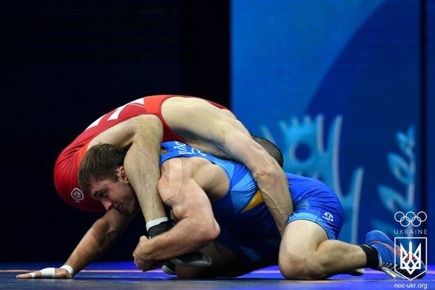 Василий Михайлов одержал первую победу на Европейских играх в Минске