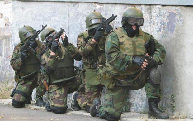 Правосудие по-русски: террориста застрелили и дважды переехали