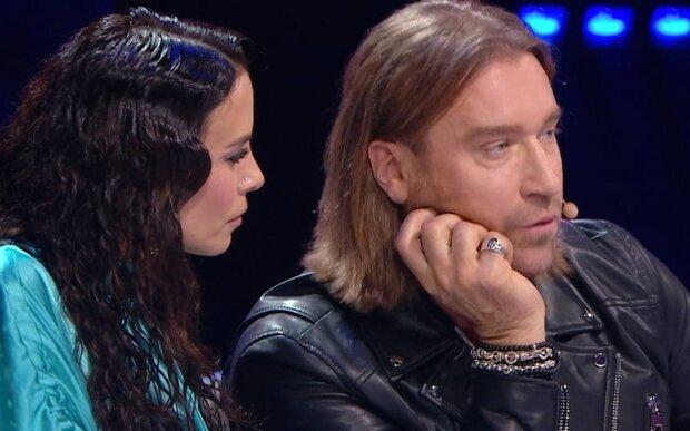 Олег Винник и Настя Каменских / скриншот из видео
