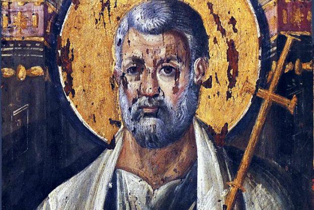 апостол Петро