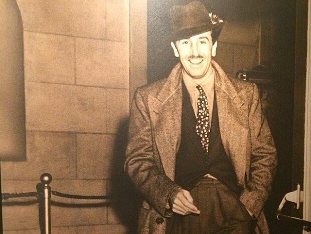 Волт Дісней, фото з вільних джерел