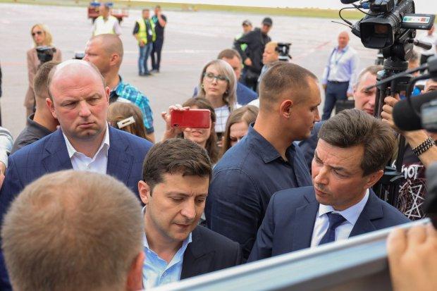 """""""Вы нас всех считаете идиотами"""": Зеленский показал, как """"бьет таможня"""", в ГФС полетели головы"""