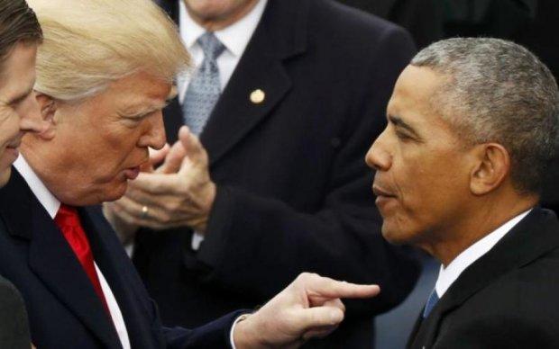 У Трампа истерика: во всем виноват Обама