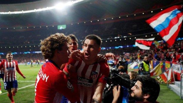 Атлетіко дотиснув Ювентус у напруженому матчі Ліги чемпіонів
