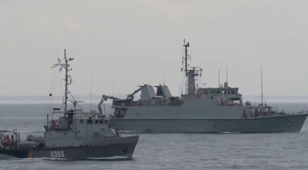 Морський флот, скріншот: YouTube