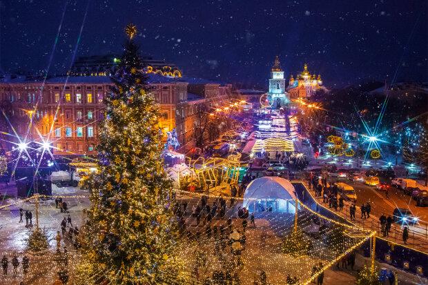 """Новый год в Киеве: все о самой красивой елке, возвращение """"Щелкунчика"""", множество музыки и развлечений"""