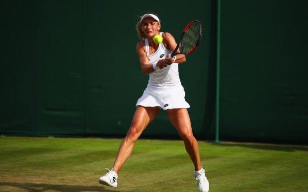 Вімблдон-2017: Українська тенісистка програла у третьому раунді турніру