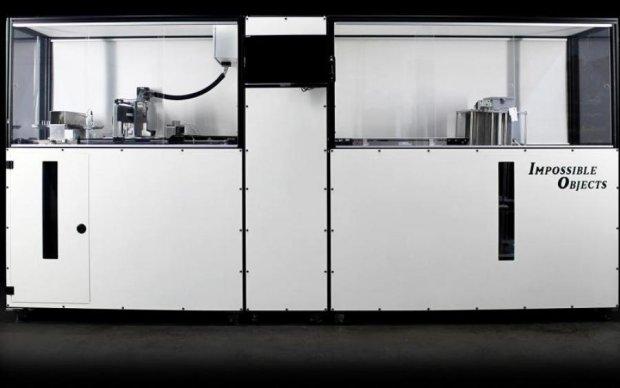 Создан новый способ печати самолетов