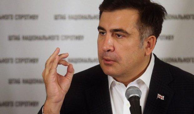 Росія спонсорує сепаратистську політичну силу в Одесі — Саакашвілі