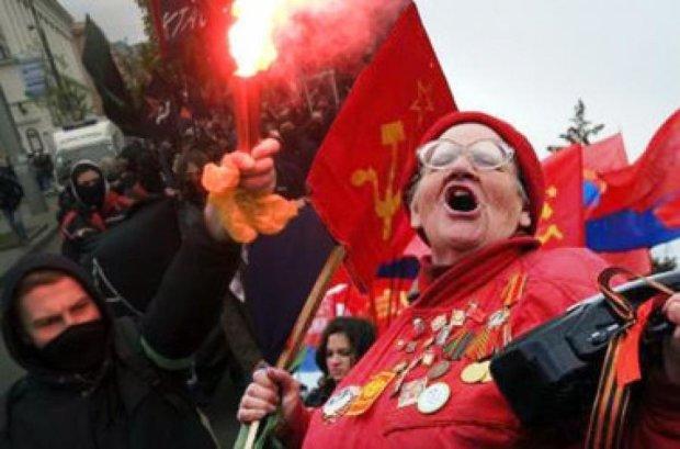 В Украине запретили коммунизм  и нацизм