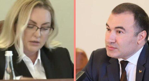 Товмасян та Єгорова-Луценко, фото: Facebook