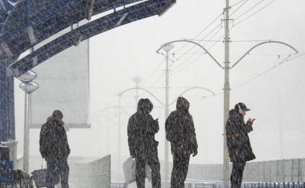 В Україну гряде аномальне похолодання, яке вб'є літо