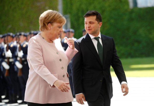 """Зеленский обсудил в Германии важнейший для Украины вопрос: """"Начинаем прямо сейчас"""""""