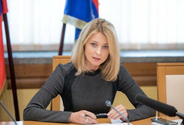 """Поклонська подала голос з-за поребрика, насмілилася напасти на Сенцова: """"Виключення з правил"""""""