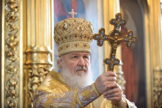 Кирило осатанів від рішення Синоду по Україні, кличте екзорциста