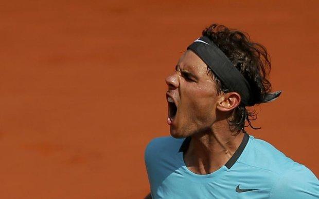 Король грунту несподівано програв на турнірі в Римі