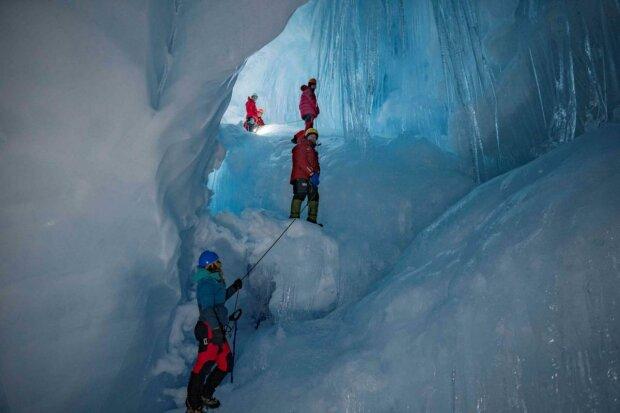 В Антарктиді, фото ua.news